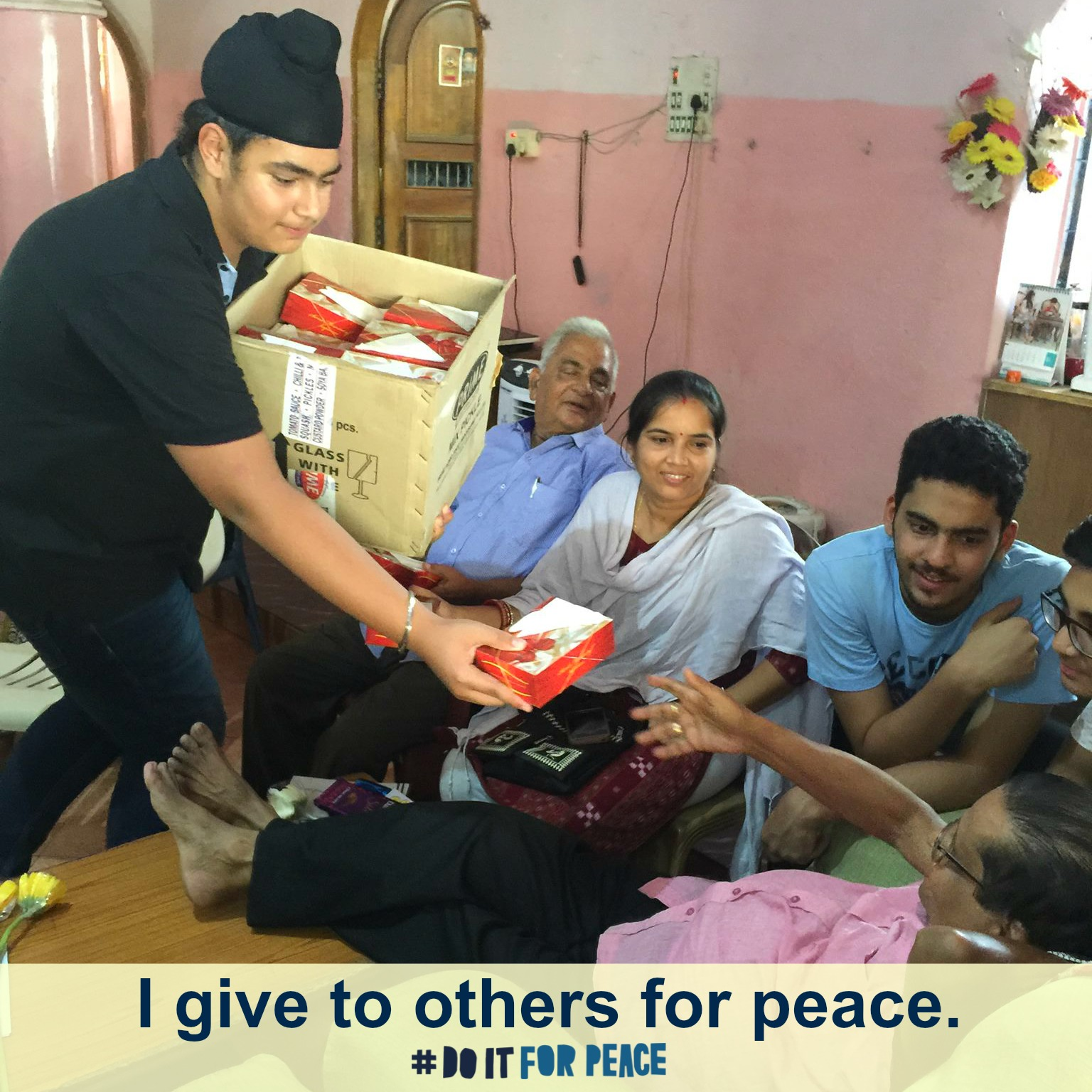 DIFP_Give to Others