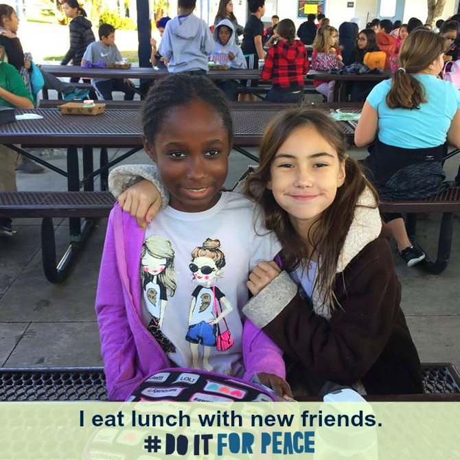 DIFP_Lunch with new friend